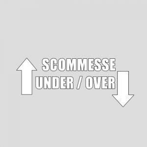 SCOMMESSE-UNDER-OVER